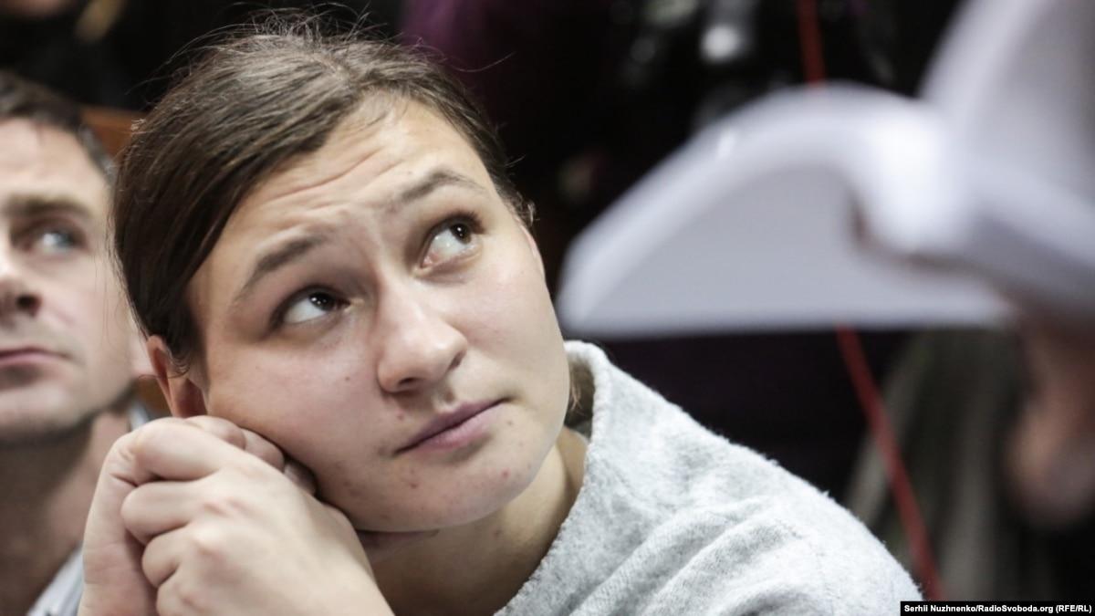 Дело Шеремета: суд отправил под круглосуточный домашний арест медика Дугарь