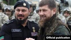 Абузайд Висмурадов и Рамзан Кадыров