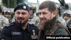 Висмурадов Абузайд а, Кадыров Рамзан а
