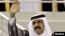 Шейх Халіфа бін Хамад аль-Тані