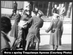 Фота з архіву Ўладзімера Арлова