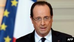 Ֆրանսիայի նախագահ Ֆրանսուա Օլանդ, արխիվ