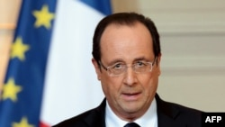 President Francois Hollande announced French military involvement in Mali on January 11.