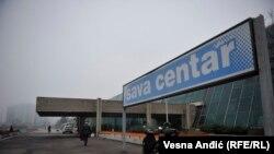 Centar Sava, na fotografiji, kao višenamenski kongresni, kulturni i poslovni centar, bio je jedan od reprezentativnih objekata u bivšoj Jugoslaviji