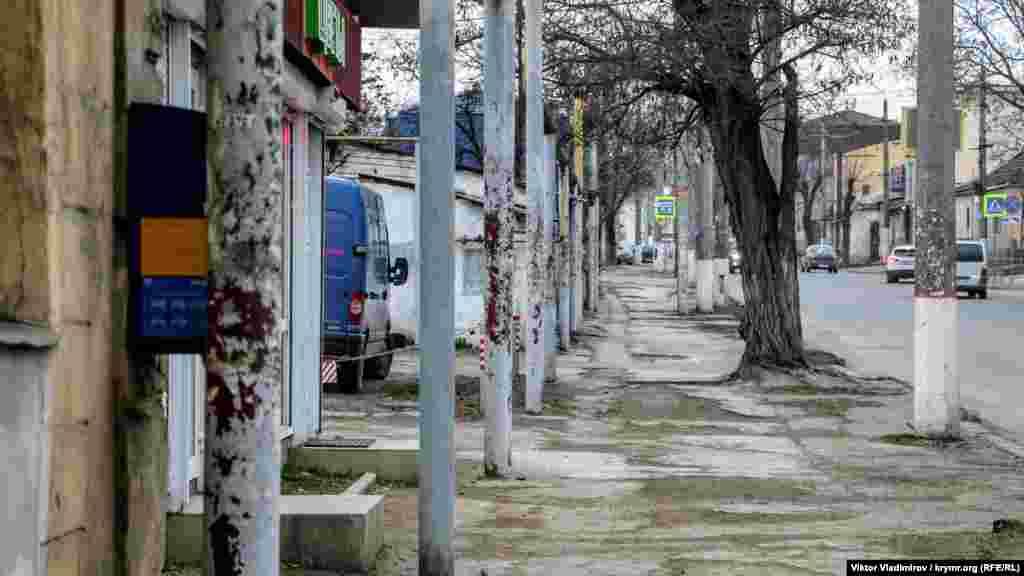 Тротуары нуждаются в срочном ремонте