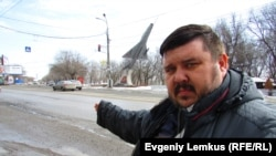 Алексей Ульянов, Волгоград