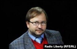 """Президент фонда """"Петербургская политика"""" Михаил Виноградов"""