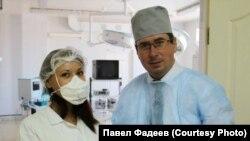 Павел Фадеев