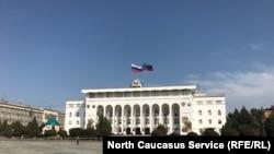 Дом правительства в Махачкале, Дагестан