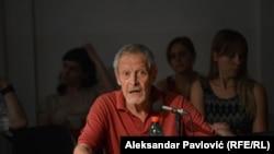 Restaurirano stanje od pre Petog oktobra: Lazar Stojanović