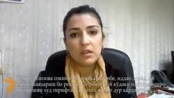 """Ситора Азизова: """"Фарзандамро аз ман... гирифтанд"""""""