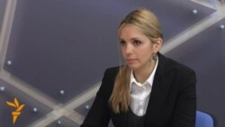 Tymoshenko's Daughter Says She Fears For Her Mother's Life