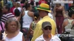 Найбільший бразильський фанат футболу вдягається в національні кольори вже впродовж 20 років