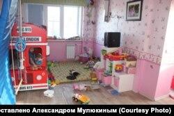 Детская в квартире Мулюкиных