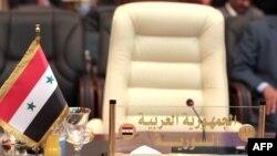 مقعد سوريا ظل شاغراً في إجتماع وزراء الخارجية العرب ببغداد