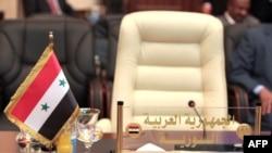جالی خالی سوریه در اتحادیه عرب در بغداد