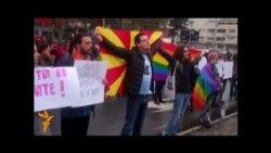 Марш на толеранција со вперен прст кон владата