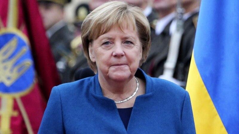 Ангела Меркель призвала создать единую европейскую армию