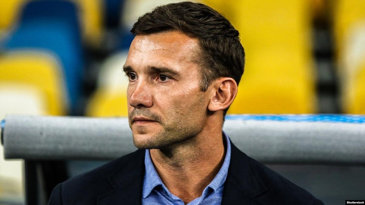 Футбол: Шевченко объявил состав сборной на матчи с Португалией и Люксембургом