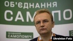Лідер «Самопомочі» раніше заявив, що на партію чекає непросте внутрішнє перегрупування