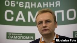 Андрій Садовий, лідер «Самопомочі»