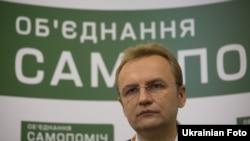 """Лидер """"Самопомощи"""" Андрей Садовой"""