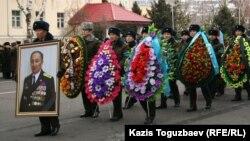 Турганбек Стамбеков менен коштошуу, 3-январь, 2013-жыл