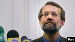 علی لاریجانی، مذاکره کننده ارشد ایرانی در پرونده هسته ای