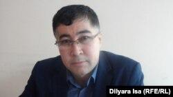Шымкент қалалық білім бөлімі бас маманы Дәулетхан Нәлібаев. Шымкент, 22 қаңтар 2016 жыл.