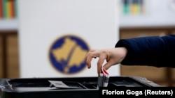Vanredni parlamentarni izbori na Kosovu održani su 14. februara 2021.