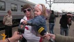 Переселенці з Луганщини масово втікають на Львівщину
