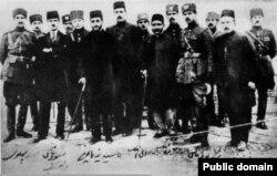 کابینه سیدضیا بعد از کودتای سوم اسفند