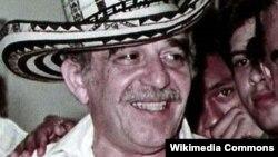 Колумбиялык жазуучу Габриель Гарсиа Маркес