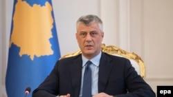 Kosovo ne može da prepusti svoju sudbinu na ičiju milost: Hašim Tači
