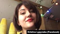 Христина Липинська – волонтерка з Івано-Франківська