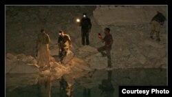 """Пещера Аялон с подземным озером и уникальной замкнутой экосистемой. [Фото — <a href=""""http://sarma.fotki.com/exploration_discove/yahalom_cave/album187/"""" target=_blank>Sarma, Kostia Hashana</a>]"""
