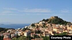 Місто Бегур у Каталонії. Ілюстративне фото