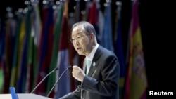 Генерален секретар на ОН Бан Ки Мун