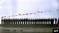Екіпаж підводного човна «Курськ», 30 липня 2000