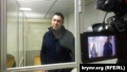 Кирило Вишинський у суді, 11 грудня 2018 року
