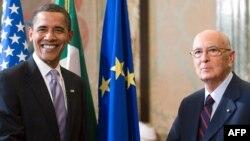 Presidenti i Italisë, Giorgio Napolitano.