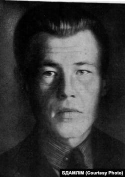 Пятро Глебка (З фондаў БДАМЛМ)
