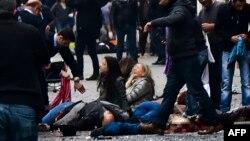 Терористички напади во Истанбул минатата недела
