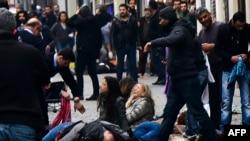 İstanbulda terror - 19 mart 2016