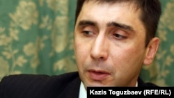 Правозащитник Вадим Курамшин.