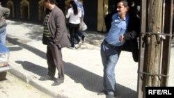 Bakıda «qul bazarı» - 2008