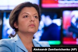 RT Editor in Chief Margarita Simonyan