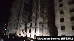 Разрушенный дом. Лисичанск. фото: Дарья Куренная