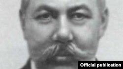 M.Şahtaxtinski. 1907-ci ildə Rusiya Dumasında deputat oldu
