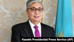 Президент Казахстана Касым-Жомарт Токаев. Астана, 20 марта 2019 года.
